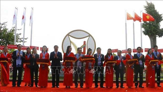 Les temps forts du 45e anniversaire des relations diplomatiques Vietnam-Japon hinh anh 1
