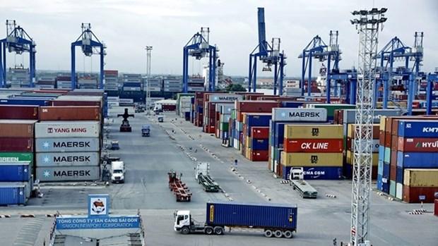 Les exportations nationales en hausse de 14,2%% en dix mois hinh anh 1