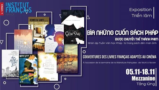 Semaine de la litterature francaise «De l'ecrit a l'ecran» a l'Institut francais de Hanoi hinh anh 2