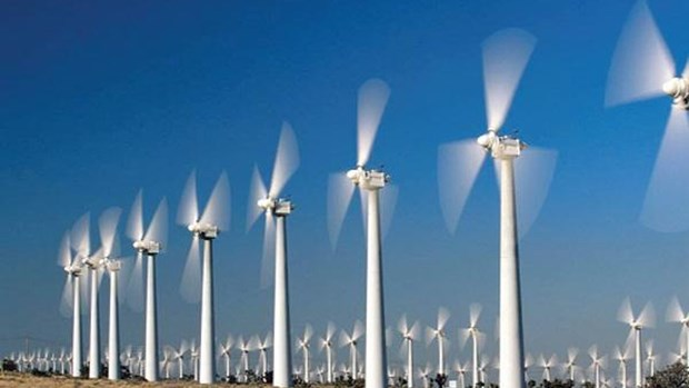 L'Allemagne prete a aider le Vietnam a developper l'energie eolienne hinh anh 1