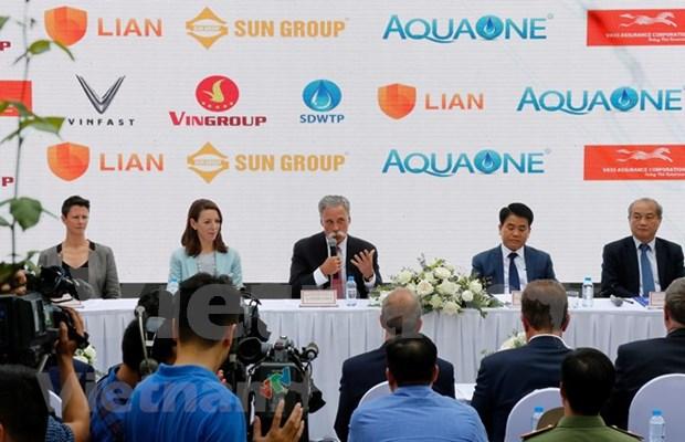 F1: le Vietnam organisera son premier Grand Prix en 2020 hinh anh 1