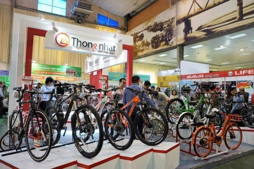 Ouverture du salon international Vietnam Cycle 2018 hinh anh 1