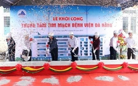 Da Nang: plus de 263 milliards de dongs pour la construction d'un centre de cardiologie hinh anh 1