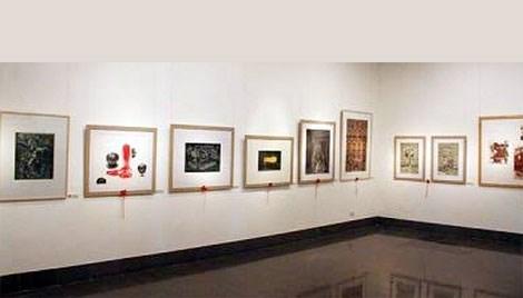Concours et exposition d'arts graphiques de l'ASEAN hinh anh 1