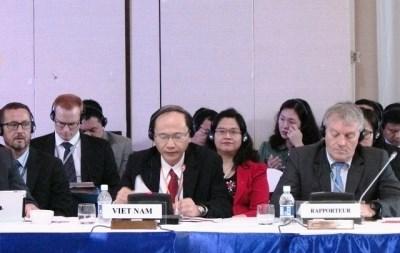 Le Vietnam present a la 66e session du Comite regional de l'OMS pour le Pacifique occidental hinh anh 1
