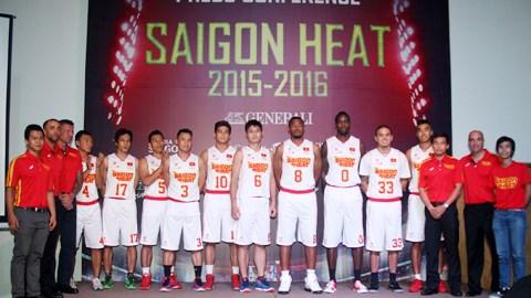 Basket-ball : Saigon Heat participera a l'ASEAN Basketball League hinh anh 1