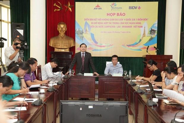 Forum de promotion du tourisme entre les pays CLMV hinh anh 1
