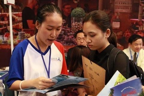 Etudiants et stagiaires vietnamiens, soyez les 