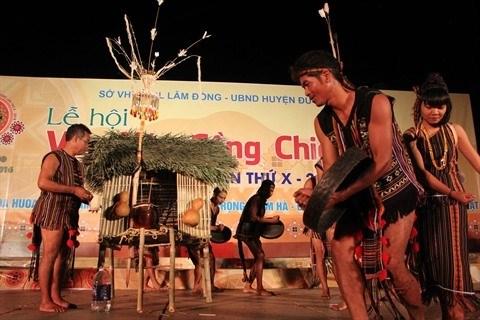 Preservation des heritages culturels du Tay Nguyen hinh anh 2