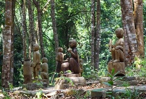 Preservation des heritages culturels du Tay Nguyen hinh anh 1