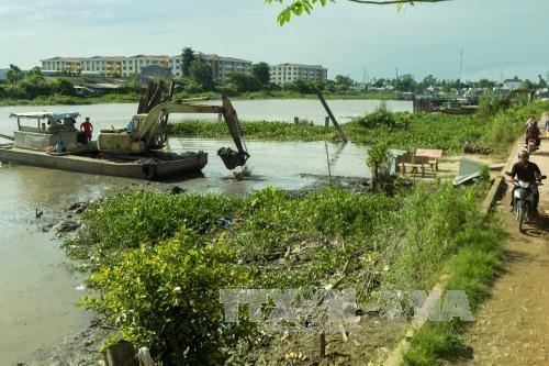 Can Tho coopere avec le Japon dans la gestion des eaux usees hinh anh 1