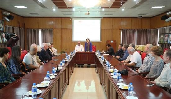 Renforcer l'assistance des victimes des bombes et des mines au Vietnam hinh anh 1