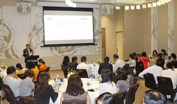 Le Nepal presente ses potentiels a des entreprises vietnamiennes hinh anh 1