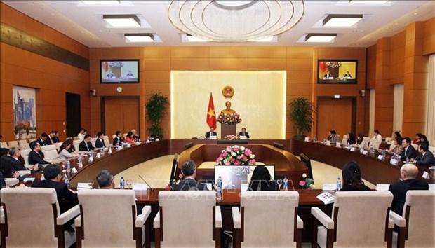 Le Conseil d'affaires Etats-Unis – ASEAN contribue a la cooperation Vietnam-Etats-Unis hinh anh 1