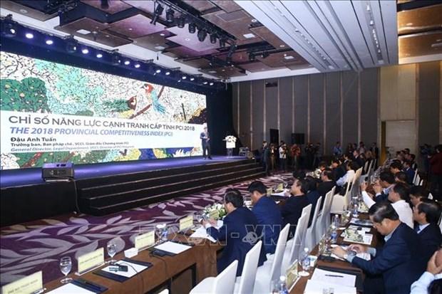 Competitivite : Quang Ninh se classe au premier rang hinh anh 1