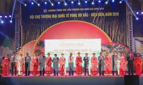 Foire commerciale internationale de la region du Nord-Ouest – Dien Bien hinh anh 1