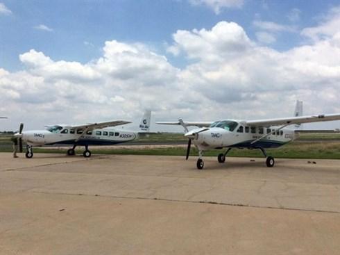 Prochainement la ligne aerienne Dong Hoi – Da Nang et des vols panoramiques a Quang Binh hinh anh 1