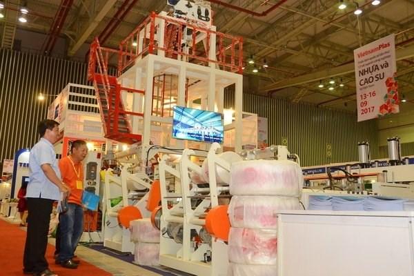 L'industrie du plastique, l'impression et l'emballage ont de nombreux potentiels de developpement hinh anh 1