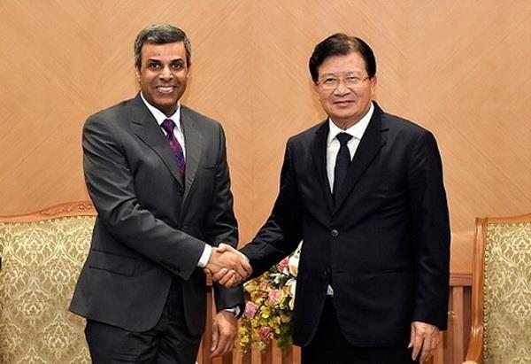 Le Vietnam souhaite promouvoir sa cooperation avec le Koweit en matiere d'energie hinh anh 1