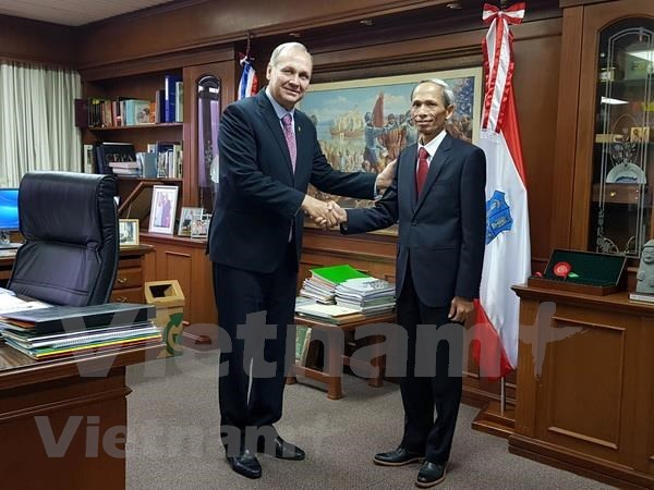 Promouvoir la cooperation entre le Vietnam et le Paraguay hinh anh 1