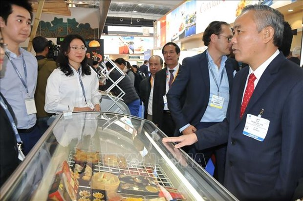 Les produits aquatiques du Vietnam cherchent a affirmer leur position en Europe hinh anh 1