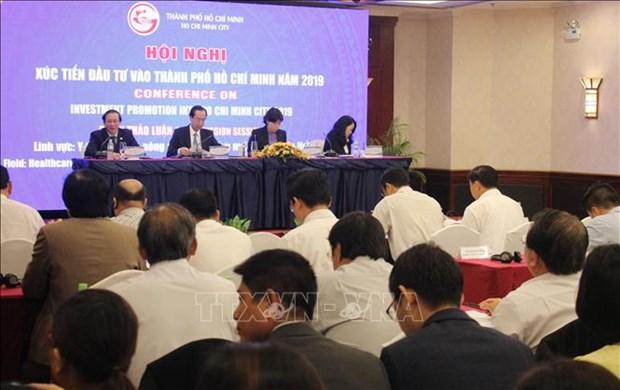 Ho Chi Minh-Ville appelle a investir dans de nombreux projets hinh anh 1