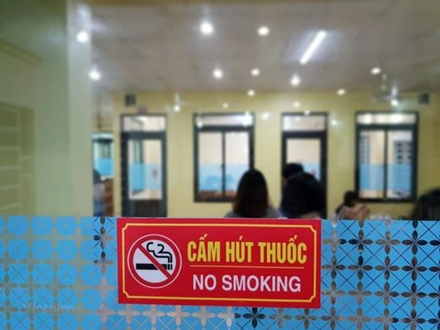 Tabac : le nombre de fumeurs au Vietnam ne diminue que de 2% hinh anh 1