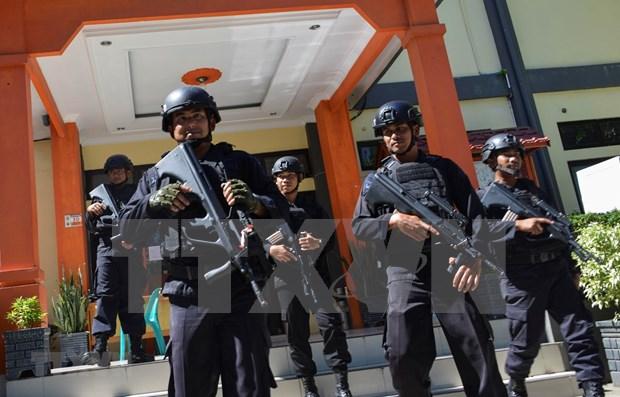 L'Indonesie dejoue un complot terroriste lie a l'EI hinh anh 1