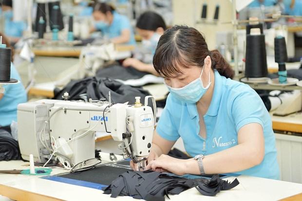 Le secteur textile et habillement du Vietnam affirme sa position sur les marches etrangers hinh anh 1