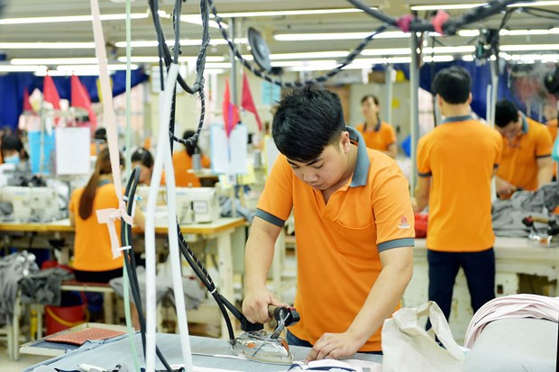 Le secteur textile et habillement du Vietnam affirme sa position sur les marches etrangers hinh anh 2