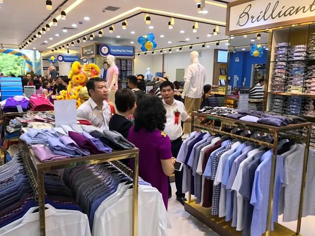 Le secteur textile et habillement du Vietnam affirme sa position sur les marches etrangers hinh anh 3