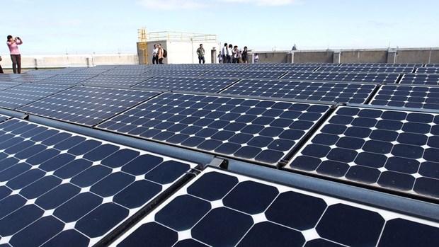 Mise en service de pres de 90 centrales solaires fin juin hinh anh 1
