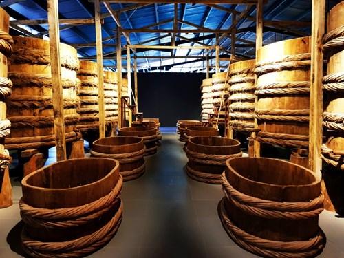 Le premier musee du « nuoc mam » du Vietnam a ouvert ses portes hinh anh 1