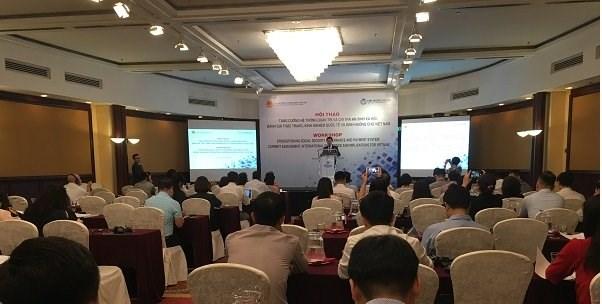 Le Vietnam va renforcer les versements des assurances sociales via les banques hinh anh 1