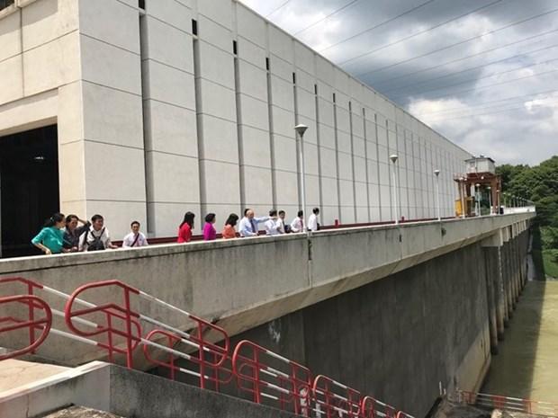 La centrale hydroelectrique de Tri An - Point de repere de l'amitie Vietnam – Russie hinh anh 1