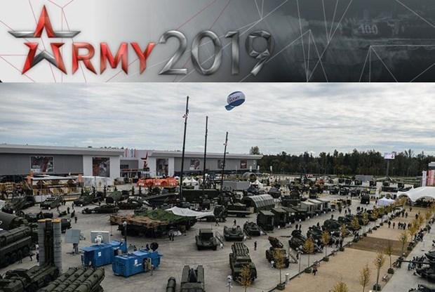 Le Vietnam participe au 5e Forum militaire et technique international