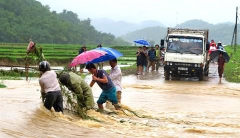 L'USAID aide le Vietnam a lutter contre les catastrophes naturelles hinh anh 1
