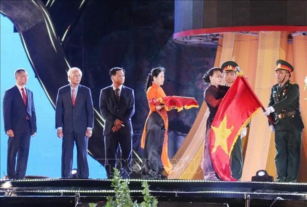 La presidente de l'AN assigne des taches a la province de Phu Yen hinh anh 1