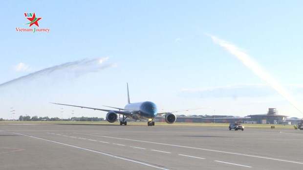 Vietnam Airlines transfere ses operations a l'aeroport de Sheremetyevo hinh anh 1
