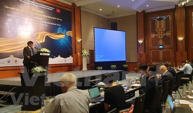 La 4e revolution industrielle : Opportunites et defis pour le secteur textile du Vietnam hinh anh 1
