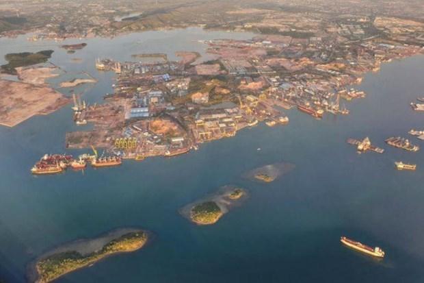L'Indonesie envisage de construire un pont maritime le plus long en Asie hinh anh 1