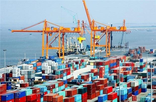 L'excedent commercial du Vietnam de 1,58 milliard de dollars en six mois hinh anh 1
