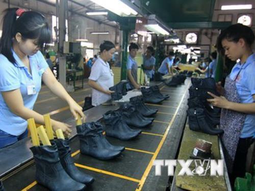 Textile-habillement, cuir et chassure : le libre-echange apporte opportunites et defis hinh anh 1