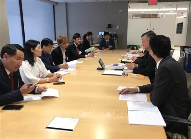 Audit: Vietnam et Etats-Unis partagent des experiences hinh anh 1
