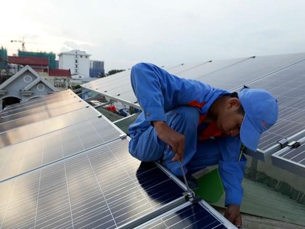 Soutien allemand des foyers vietnamiens dans le developpement des energies solaires hinh anh 1