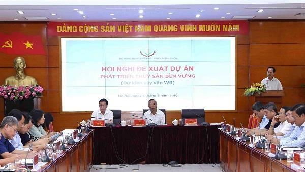 Le Vietnam cible le developpement durable de l'aquaculture hinh anh 1