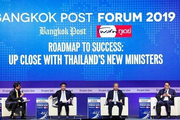 La Thailande elargit son fonds d'investissement dans les infrastructures hinh anh 1