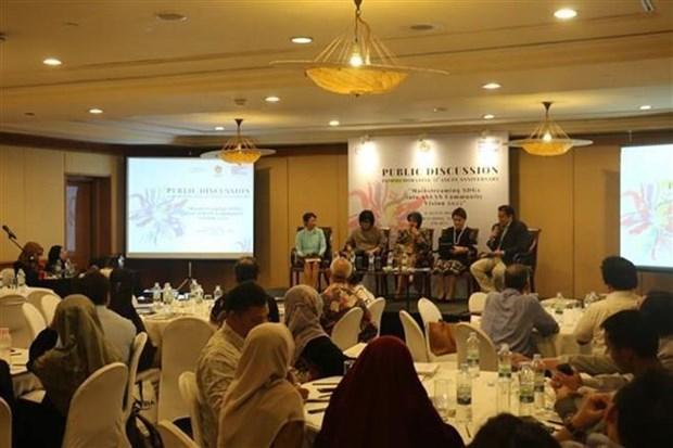 L'ASEAN est sur la bonne voie pour atteindre les objectifs de developpement durable hinh anh 1