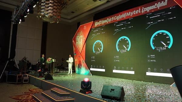 Viettel, premier operateur a lancer la technologie 5G au Myanmar hinh anh 1