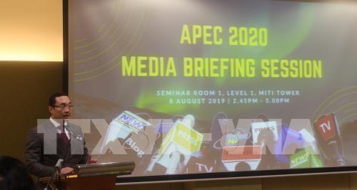 L'APEC 2020 en Malaisie fixera de nouveaux objectifs hinh anh 1